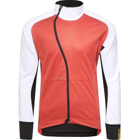 Mavic Cosmic Pro Maillot de cyclisme Homme, black/bright red
